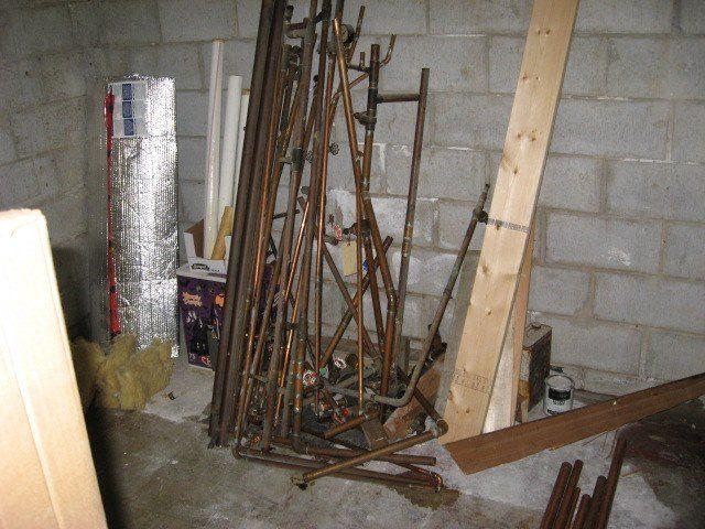 plumbing scrap