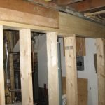 Structure: Supporting the house from the basement