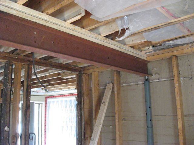 Structural Repairs Load Bearing Walls Thumb And Hammer