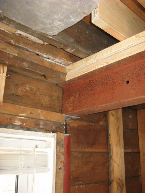 Structural Repairs Load Bearing Walls Thumb And Hammer