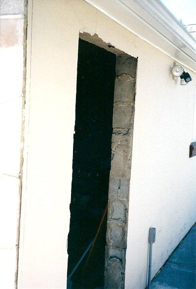 Installing A Pre Hung Exterior Door Thumb And Hammer
