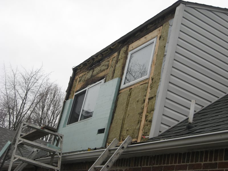 Adding Ventilation And Fixing Leaks In Back Dormer Thumb