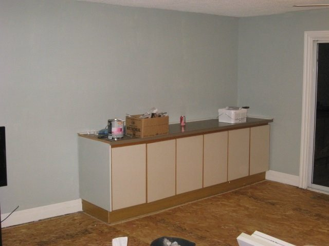 family room paint