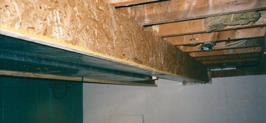 The Basement Renovation: Hiding Stuff
