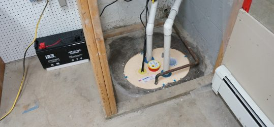 Sump pump overkill? TripleSafe review