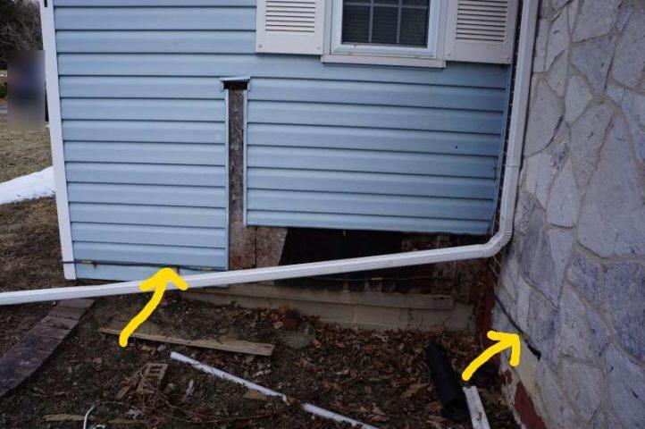 front porch scar