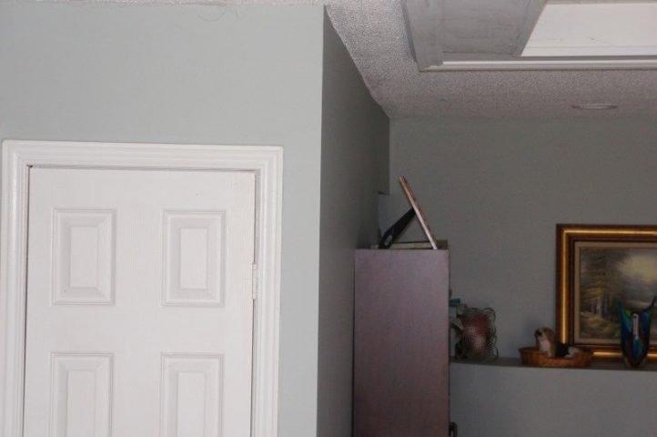 warped wall