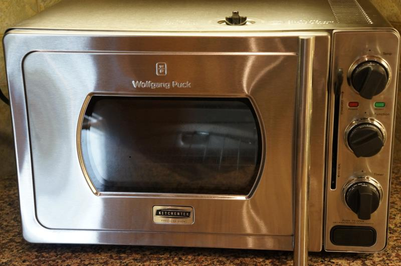 Wolfgang puck novo pro pressure oven review thumb and hammer for Wolfgang puck pressure oven