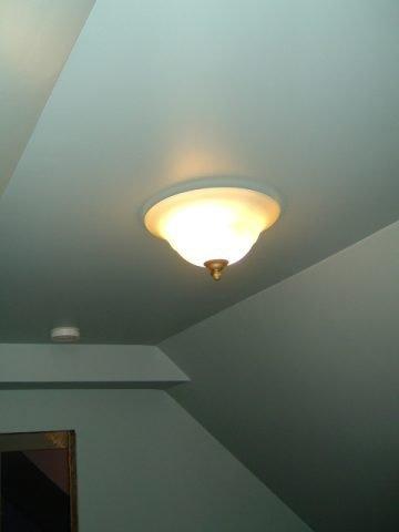 guest room light fixture