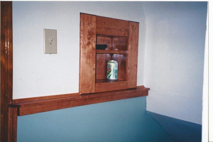 new shelf unit