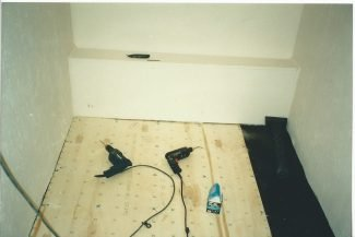 The Basement Renovation: The Pantry