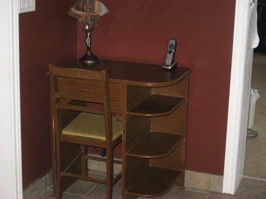 phone desk